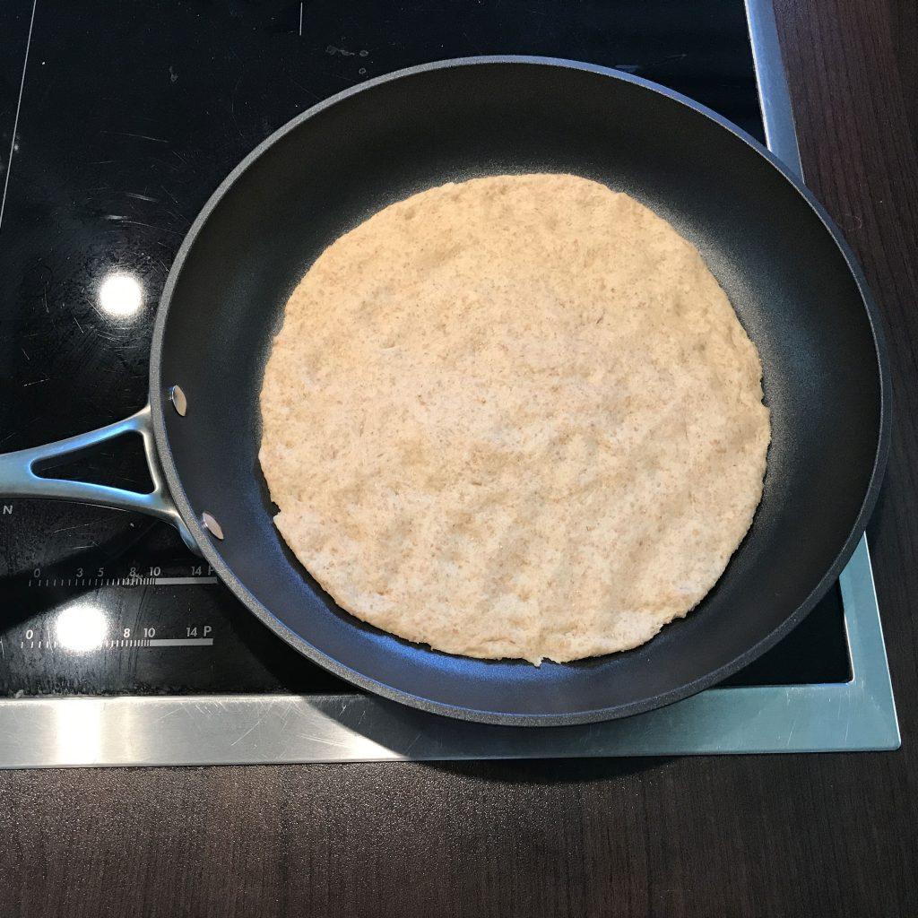 Teig für Pfannenpizza