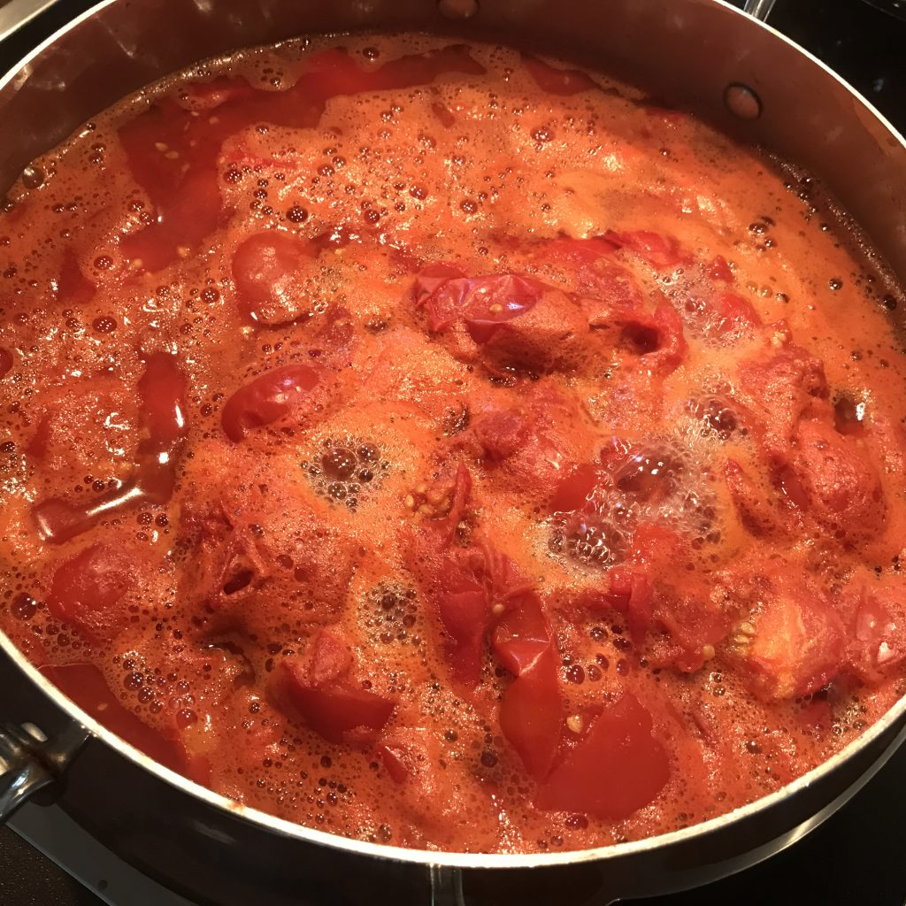 Tomatensugo selbst machen