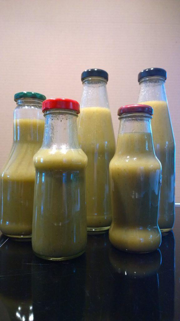 haltbares Salatdressing selber machen